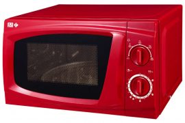 Micro Ondes Rouge