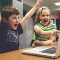 initier enfant informatique