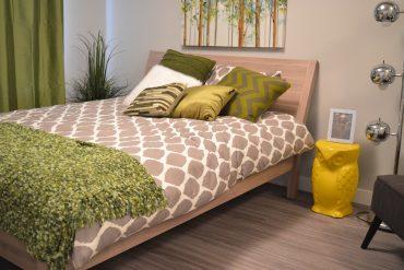 linges de lit